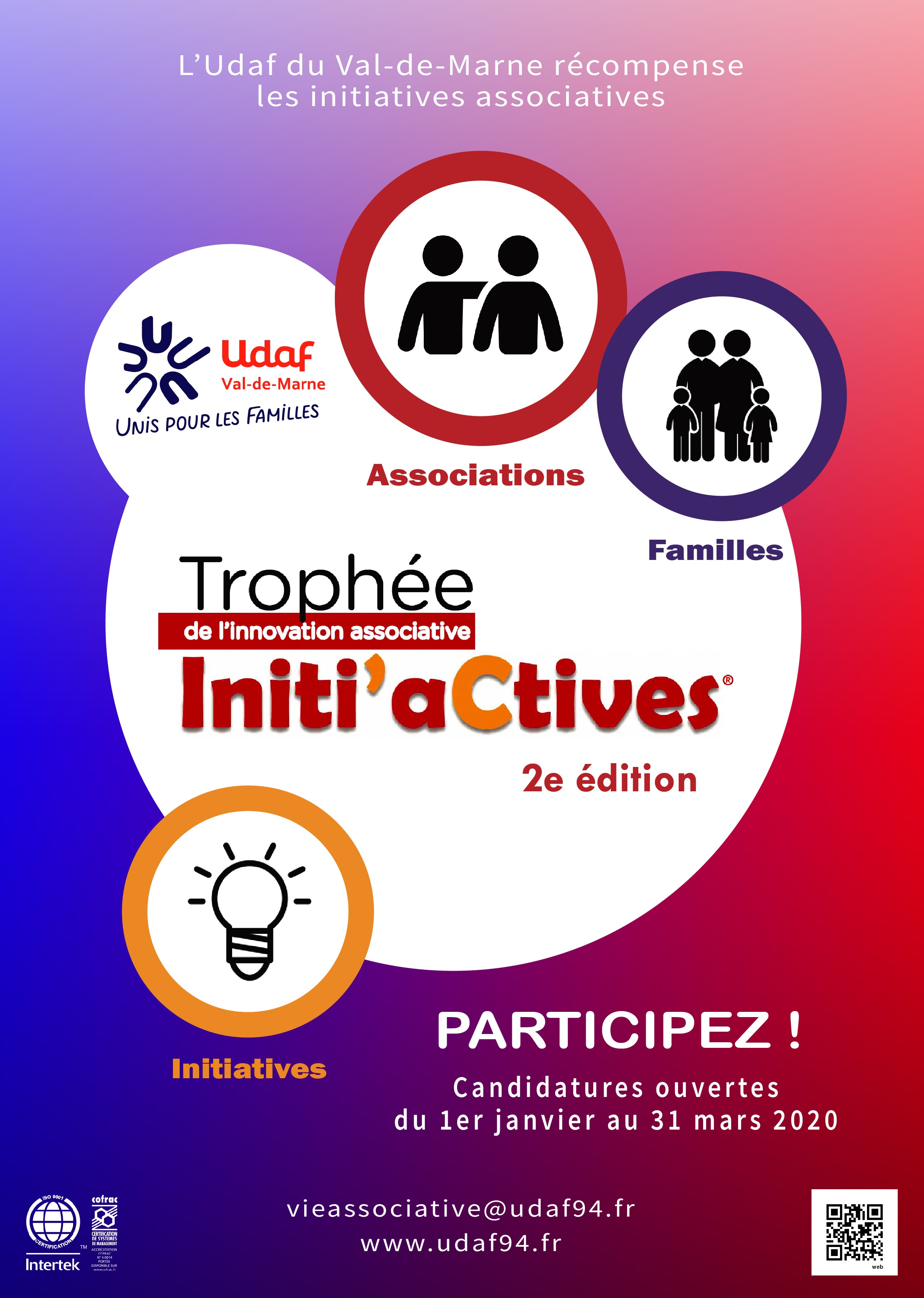 Affiche InitiaCtives 2020